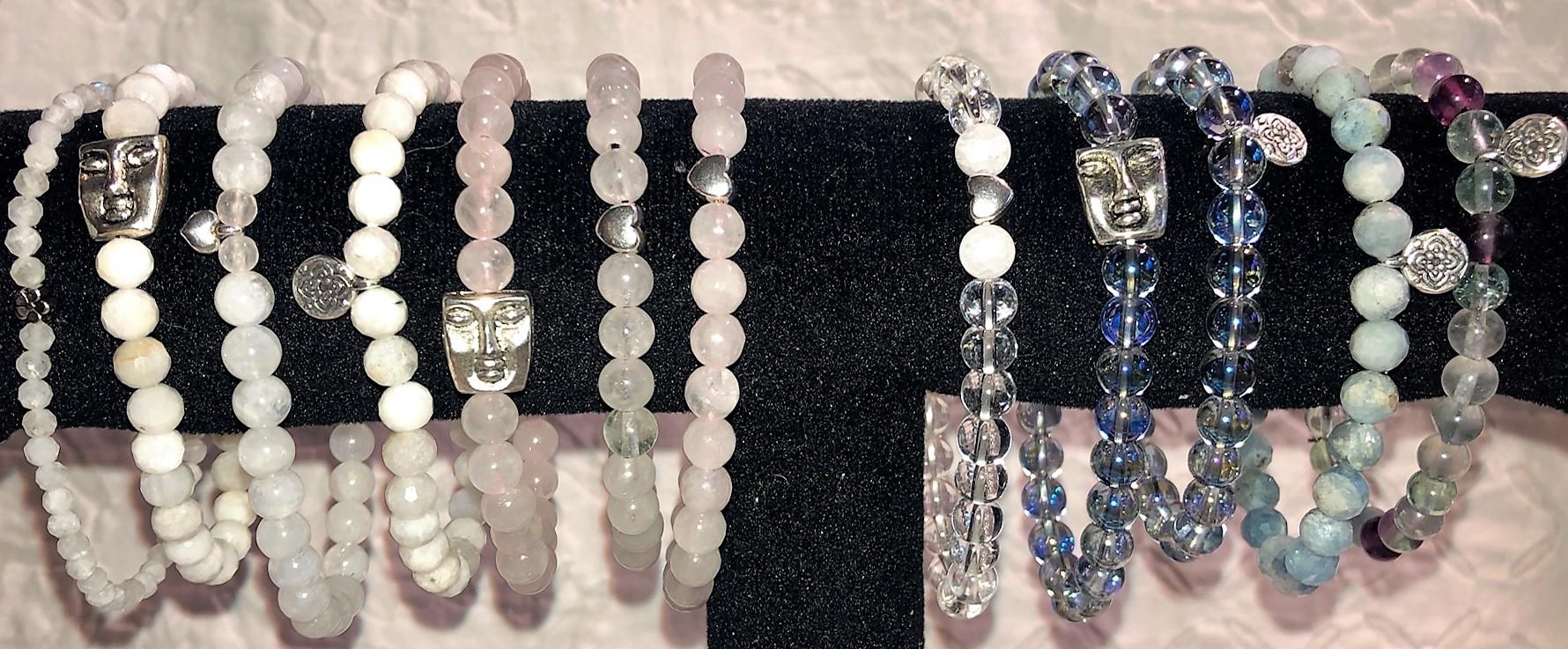 Edelstein Armbänder