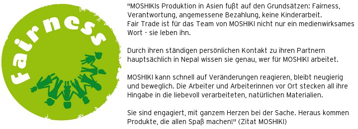 MOSHIKI Strick