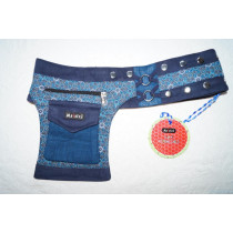 Moshiki Hot Belt YOFI Die praktischde Hip Bag für Handy & co 9413 blau