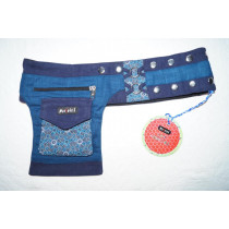 Moshiki Hot Belt YOFI Die praktischde Hip Bag für Handy & co 9414 blau