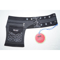 Moshiki Hot Belt YOFI Die praktischde Hip Bag für Handy & co 9417 schwarz